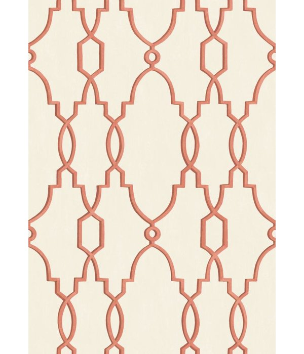 Cole-Son Parterre Classic Red 99/2011 Behang