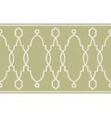 Cole-Son Parterre Border Groen 99/3012 Wallpaper