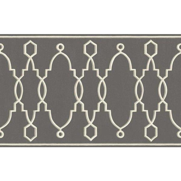 Parterre Border Charcoal / Antraciet Grijs 99/3015