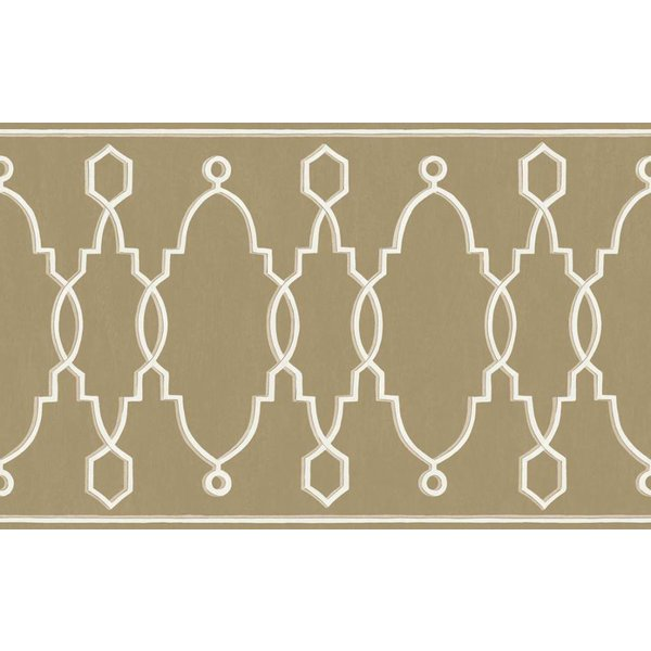 Parterre Border Metallic Gold 99/3017
