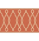Cole-Son Parterre Border Classic Red 99/3018 Behang