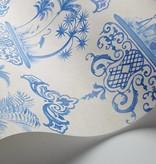 Cole-Son Rousseau Cobalt Blue 99/9037 Behang