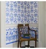 Cole-Son Rousseau Dove Grey, Licht Grijs, Wit 99/9038 Wallpaper