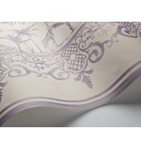 Cole-Son Rousseau Dove Grey, Licht Grijs, Wit 99/10043 Wallpaper