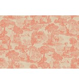 Cole-Son Versailles Coral (Rood) 99/15060 Behang