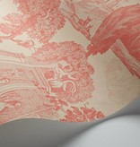 Cole-Son Versailles Coral (Rood) 99/15060 Wallpaper
