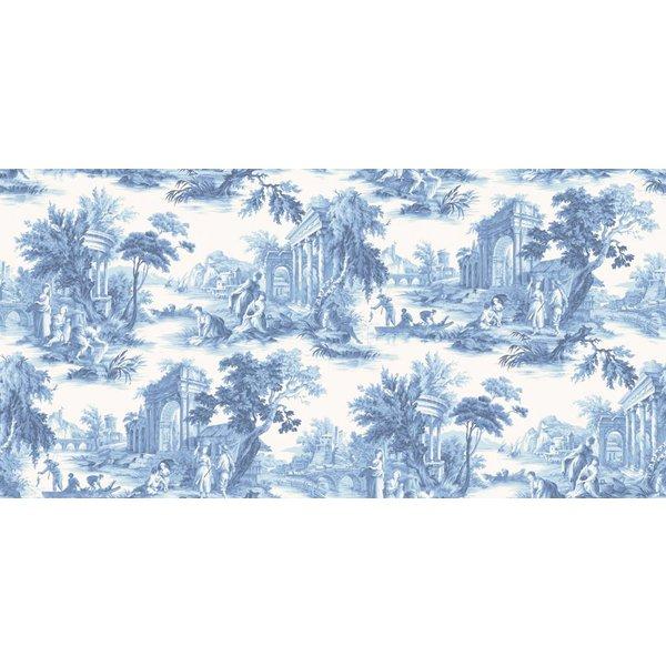 Villandry Cobalt Blue, Blauw, Wit 99/1001