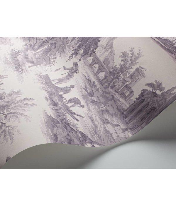 Cole-Son Villandry Dove Grey (Licht Grijs) 99/1002 Behang