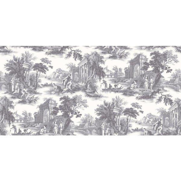 Villandry Soft Charcoal (Donkerder Grijs) 99/1003