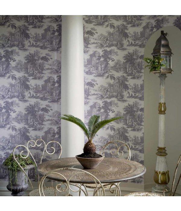 Cole-Son Villandry Soft Charcoal (Donkerder Grijs) 99/1003 Wallpaper