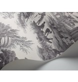 Cole-Son Villandry Soft Charcoal (Donkerder Grijs) 99/1003 Behang