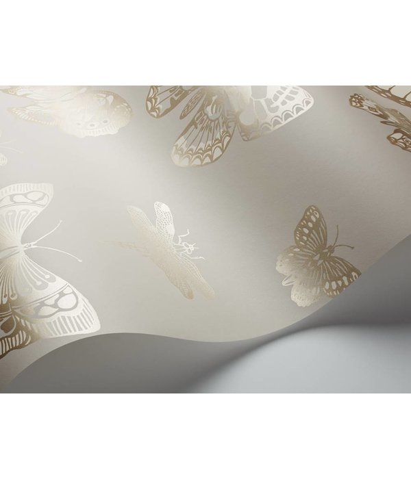 Cole-Son Butterflies & Dragonflies Grey (Grijs) 103/15064 Wallpaper