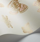 Cole-Son Butterflies & Dragonflies Pink, Ivory (Roze, Wit) 103/15066 Wallpaper