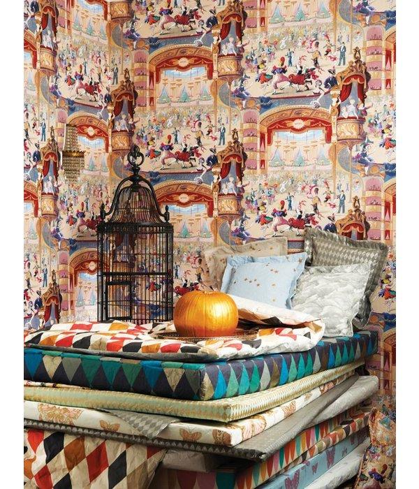 Cole-Son Cabaret Multi Color 103/7026 Wallpaper