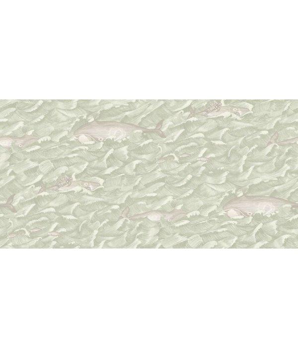 Cole-Son Melville Groen 103/1001 Behang