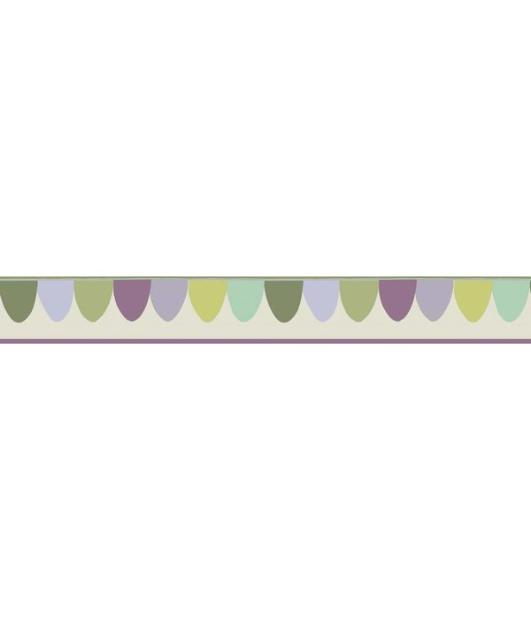 Cole-Son Scaramouche Purple & Green 103/8028 Behang