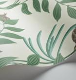 Cole-Son Secret Garden Groen, Wit, Bruin 103/9030 Behang