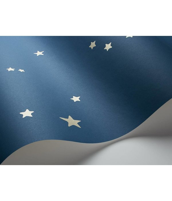 Cole-Son Stars Midnight Blue 103/3017 Behang