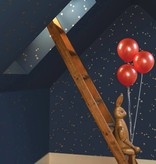 Cole-Son Stars Midnight Blue 103/3017 Wallpaper