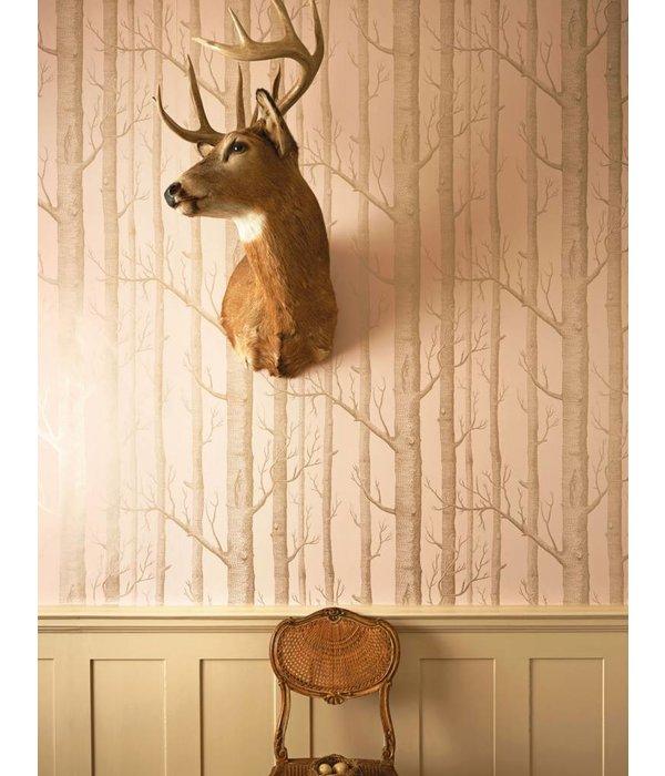 Cole-Son Woods Green, Gold (Groen, Goud) 103/5023 Wallpaper