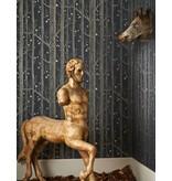 Cole-Son Woods & Stars Charcoal (Antraciet Grijs) 103/11053 Wallpaper