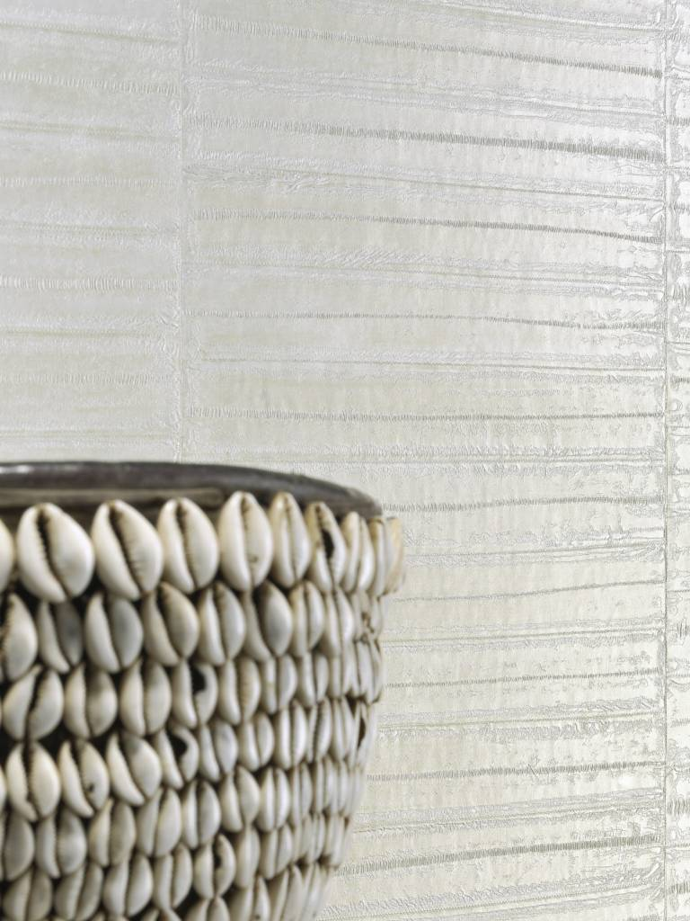 Behang Anguille wit VP42401 - De Mooiste Muren