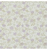 Morris-Co Jasmine Lilac/Olive 214723