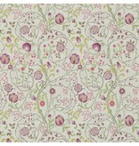 Morris-Co Mary Isobel Wine/Linen 214727