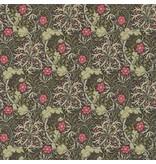 Morris-Co Morris Seaweed Ebony/Poppy 214716