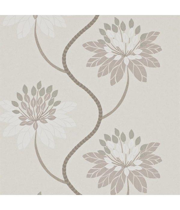 Harlequin Eloise Vintage Rose/Linen 111187 Wallpaper