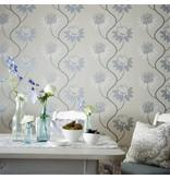 Harlequin Eloise Buttermilk/Linen 111186 Wallpaper