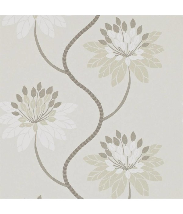 Harlequin Eloise Buttermilk/Linen 111186 Behang