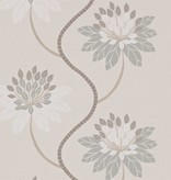Harlequin Eloise Willow/Linen 111188 Wallpaper