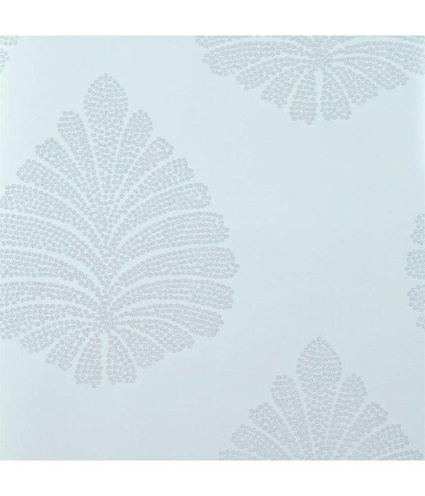 Harlequin Kamille Powder Blue 111208 Wallpaper