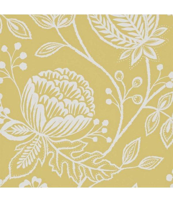 Harlequin Mirabella Chartreuse 111200 Behang