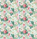 Sanderson Chelsea White/Pink 214606