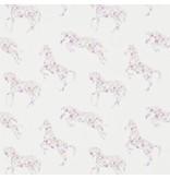Sanderson Pretty Ponies Lavender 214034