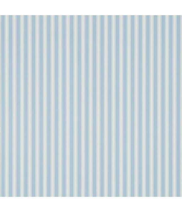 Sanderson New Tiger Stripe Blue/Ivory DCAVTP106