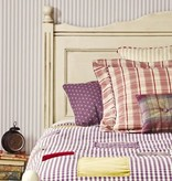 Sanderson New Tiger Stripe Shell/Ivory Wallpaper