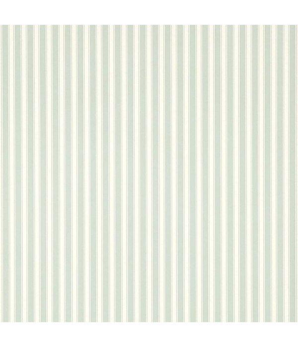 Sanderson New Tiger Stripe Eau De Nil/Ivory DCAVTP102