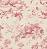 Sanderson Aesops Fables Pink DCAVAE101