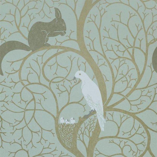 Squirrel & Dove Eggshell/Ivory DVIWSQ103