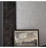 Cole-Son Concrete Lichtblauw En Grijs 92/3014 Behang