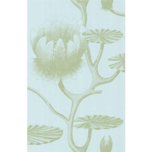 Lily Lichtblauw En Groen 69/3112