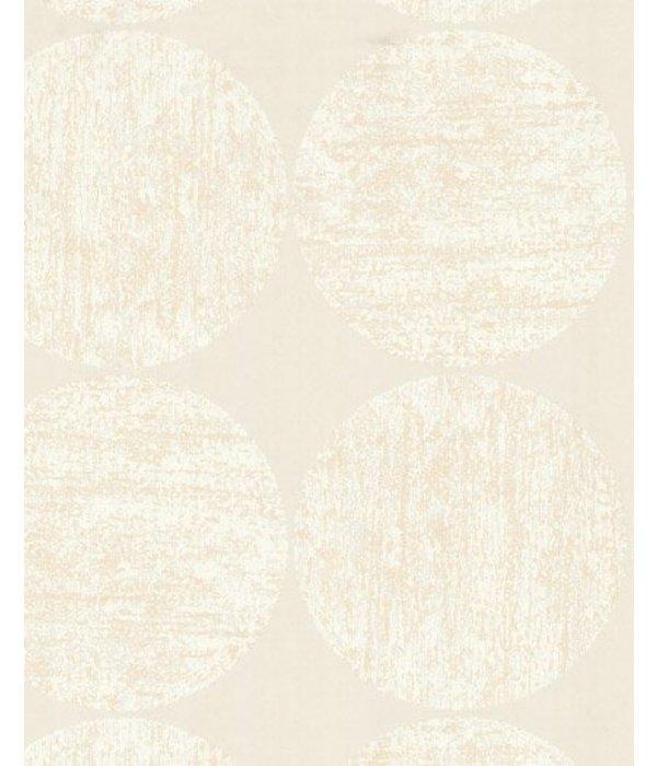 Cole-Son Luna Lichtgrijs, Wit En Beige 69/5117 Behang