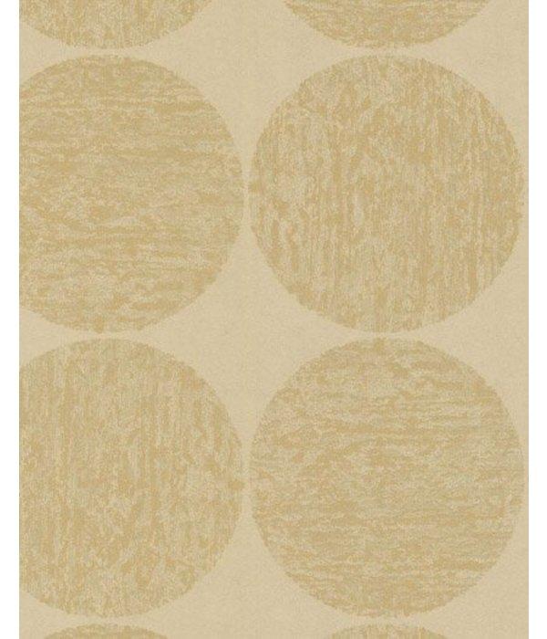 Cole-Son Luna Lichtgrijs, Grijs En Goud 69/5118 Wallpaper