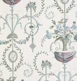 Braquenie Choiseul Blue Wallpaper