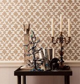 Braquenie Adelaide Beige Wallpaper
