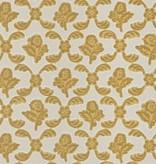 Braquenie Adelaide Jaune Wallpaper