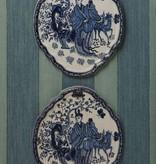 Braquenie Gisors Corail BP309004 Behang